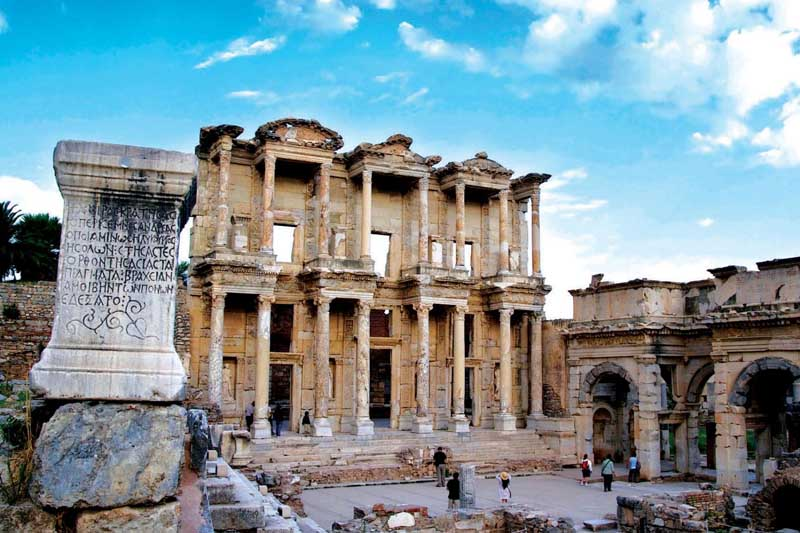 About of Ephesus